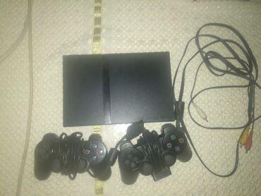 PS2 & PS1 (Sony PlayStation 2 & 1) - Azərbaycan: Play Station 2 slim adapteri yoxdur, aşağı yeri yoxdur