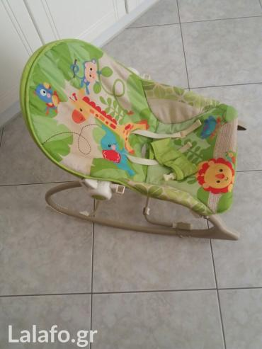 Ριλαξ  κουνια fisher price rainforest σε Piraeus