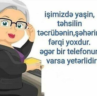 İş Göytəpəda: Satış məsləhətçiləri. Təcrübəsiz