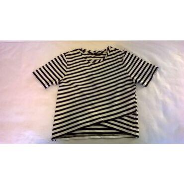 Μπλουζάκι ριγέ M & S - Νο.3667% polyester, 31% viscose, 2%