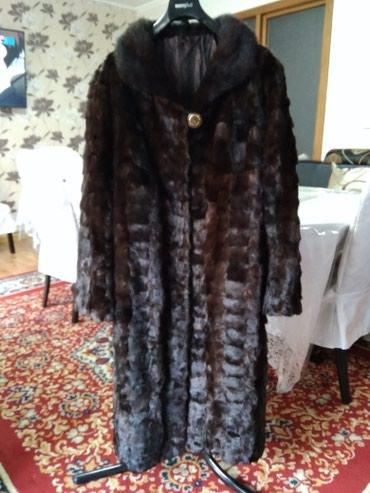 Продаю норковую шубу в Бишкек