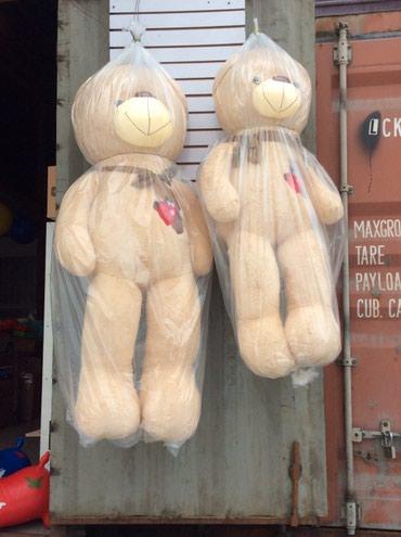Мишка медведь заяц Аю арзан мишки оптовая цена! от 30см до 2 метров в Бишкек