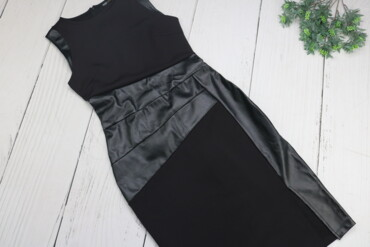 Личные вещи в Украина: Стильное черное платье Love Republic Красивое и стильное платье чёрног