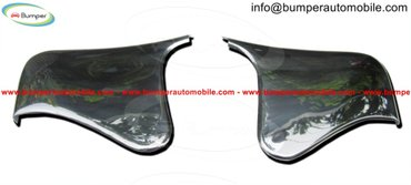 Mercedes W121 190SL Roadster stone guards year (1955-1963) stainless in Amargadhi  - photo 4