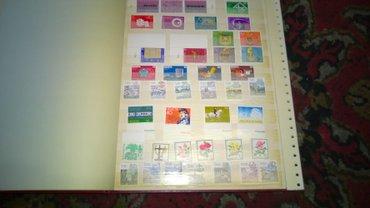 Марки в Кыргызстан: Новые швейцарские марки в альбоме 1982-1986 года.тел. олег
