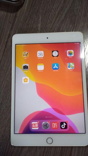 Продается iPad mini 4 Ёмкость памяти 64 гигабайт Идеальное состояние