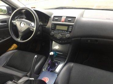 Продаю Honda Accord Type S. 2004 год. 6-ступ механика. обьем 2. 4. в Бишкек