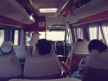 сидения мерседес в Кыргызстан: Мерседес спринтер, CDI 316, 18 мест, все сиденья откидные, задняя сиде