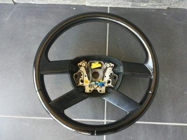 Vozila - Paracin: Prodajem kao nov kozni volan za Vw Tuarana koji pasuje i na Vw Golfa 5
