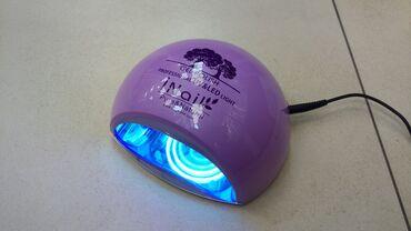 UV/LED lampa za nokte Rasprodaja!Nova, nekorišćena u kutiji UV/LED