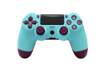 51 oglasa   PS4 (SONY PLAYSTATION 4): Dzojstik za PS4 bezicni PS4 Dzojstik Svetlo Plavi Dzojstik za PS4