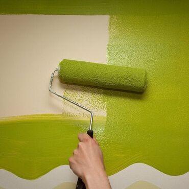 Покраска, побелка стен, заборов, крыш, ворот