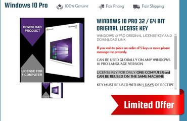 Legalan windows 10 pro refurbished (oem) legalna licenca, link i - Smederevo