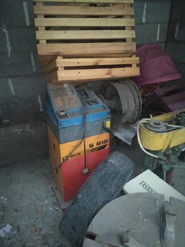 Оборудование для бизнеса в Кара-Балта: Срочно продаю вулканизацую рабочий идиялном состаяни или меняю на