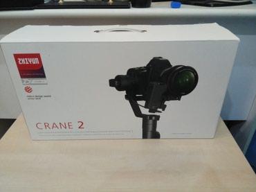 Bakı şəhərində Zhiyun-Tech Crane 2