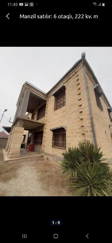 Daşınmaz əmlak Şirvanda: Satış Ev 222 kv. m, 6 otaqlı