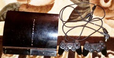 PS3 2 pultu var 1pultu yaxsi islemir 1pultu tep tezedir 2 oynu var