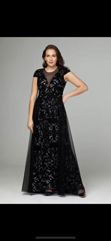 вечернее турецкая платье в Кыргызстан: Вечернее платье 48 и 50 размер Производство Турция Абсолютно новое
