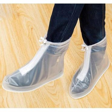 Другие аксессуары в Кыргызстан: Продаю пончи Дождевики для обуви Все размеры есть По 150 сом оптом По