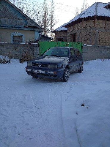 Volkswagen в Кыргызстан: Volkswagen Golf GTI 1.6 л. 1993 | 165 км