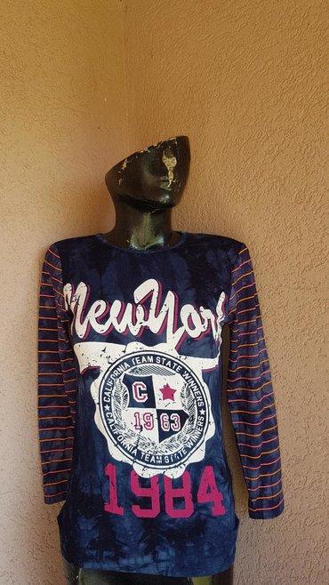 AKCIJA bluzice nove 95 koton 5likra,S M L vel,komad 400,za vise popust