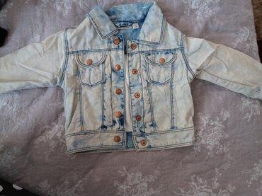 Teksas jaknica za bebe, 74 vel. - Beograd