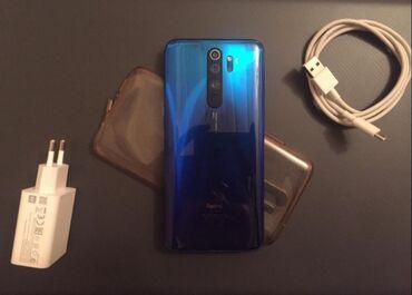 xiaomi redmi 4 pro в Азербайджан: Б/у Xiaomi Redmi Note 8 Pro 128 ГБ Синий