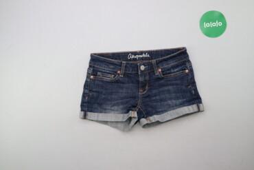 Жіночі шорти джинсові Aeropostale р. XXS    Довжина: 23 см  Напівобхва