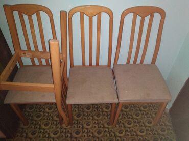Na prodaju stolice,šest komada,povoljno