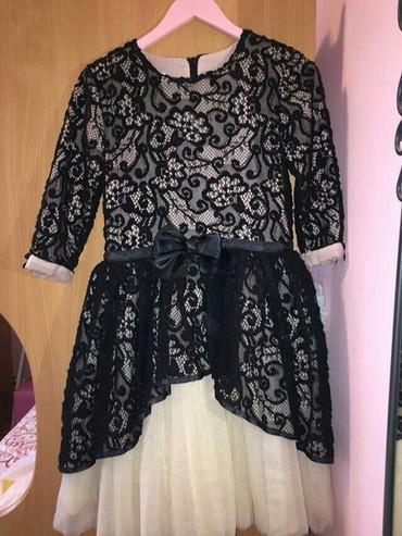 Ninia haljina velicina 14+(170cm) cena 4.500 dinara jednom nosena - Subotica