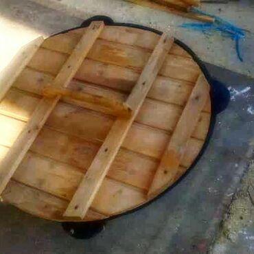 Деревянные крышки для казана любые размеры. От 200 сомов