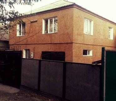Продаю дом 2 эт.140м2, маевка, постройки в Бишкек
