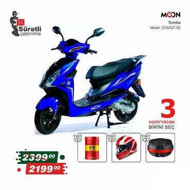 motosiklet kreditlə - Azərbaycan: Motosiklet ve mopedler tek sexsiyyet vesiqesile, zaminsiz,isden arayis