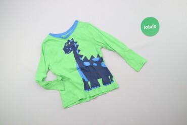 Топы и рубашки - Киев: Дитяча кофтина з динозавриком     Довжина: 39 см Ширина плечей: 25 см