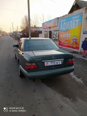 Mercedes-Benz 220 2.2 л. 1994
