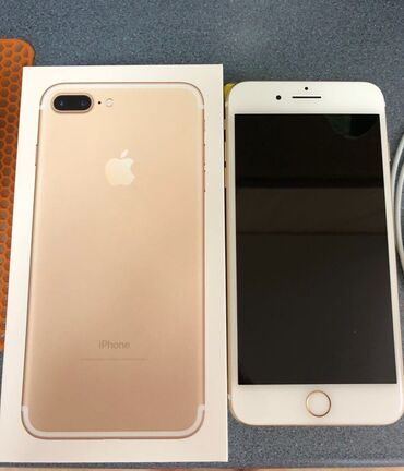 Νέα iPhone 7 Plus 128 GB Χρυσός