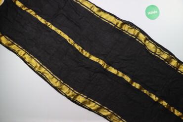 Жіноча хустка з бахромою    Довжина: приблизно 145 см  Стан гарний