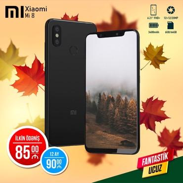 Xiaomi Azərbaycanda: Mağazamızda olan məhsulları 6-12 aylıq faizsiz vəya 24 aya qədər sərf