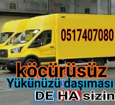 2570 - Azərbaycan: Yük Daşıma sizin her cür mebelerinizin sökülmesi daşınması