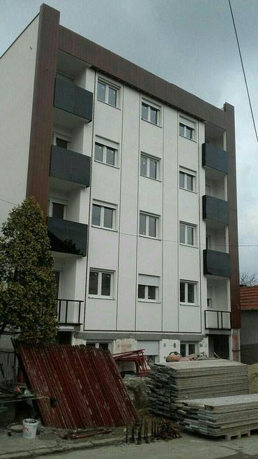 Potrebni fasaderi sa za rad u Beogradu. Pozeljno iskustvo na istim - Belgrade