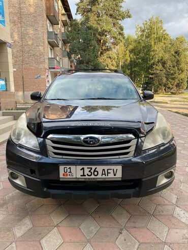 lada priora универсал в Бишкек: Subaru Outback 2.5 л. 2009 | 168000 км