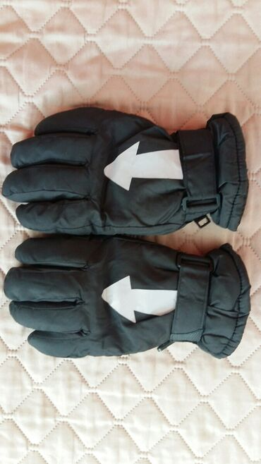 Ski rukavice za dečake vel. 10 god.Polovne i ocuvane,bez ostecenja
