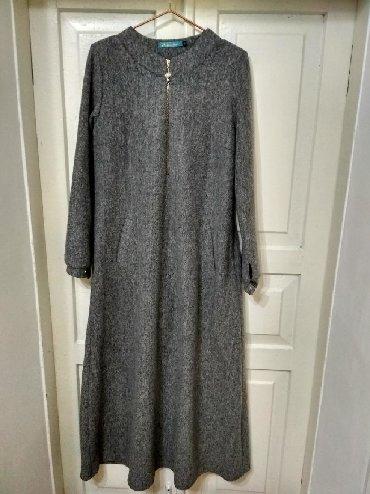 платье для кормящих в Кыргызстан: Теплое платье. Осень- зима. В хорошем состоянии. Подойдёт и для
