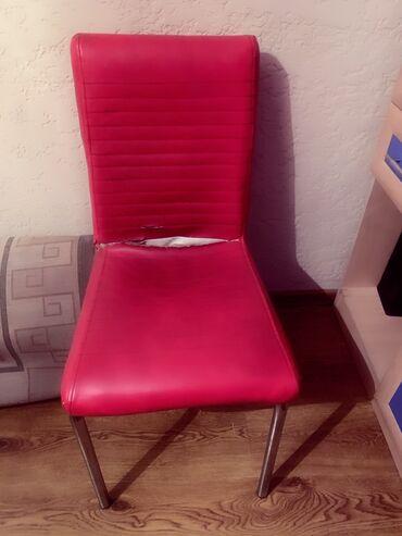 Продаю стулья каждая по 400сом состояние хорошее
