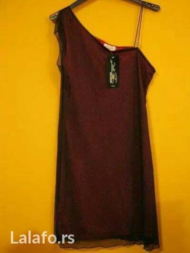 Haljina je nova, doneta iz francuske, prelepa, predivna.. Vel. L - Velika Plana