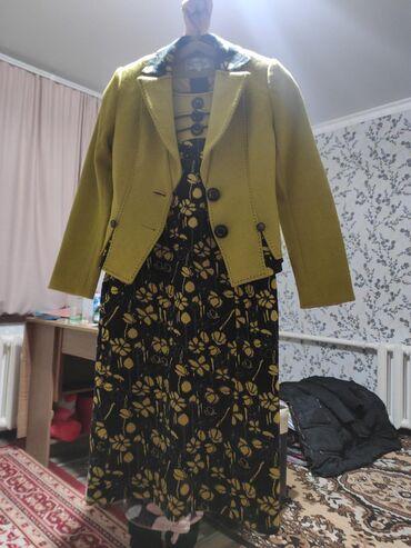 Платье костюм 48 размера очень теплая и удобная