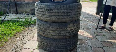 Продаю летние шины, 235/60/r17. Продаю с ненадобностью
