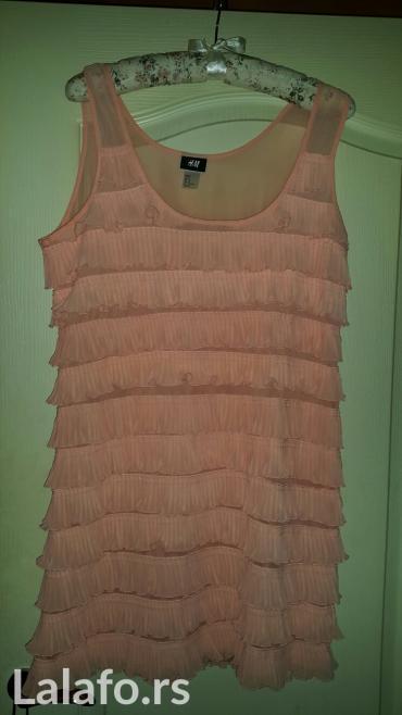 H&M haljina dva puta nosena. velicina M - Belgrade