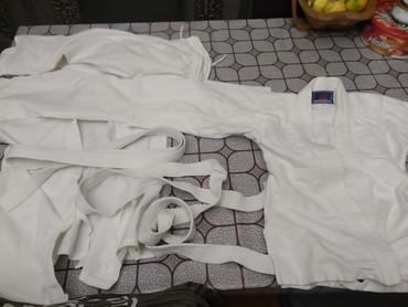 judo - Azərbaycan: 9-11 yaşlı uşaqlar üçün Judo və karate paltarları