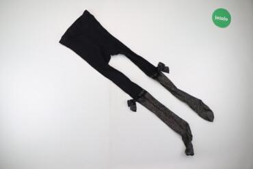 Дитячі колготи з бантиками    Довжина: 78 см Довжина кроку: 56 см Напі